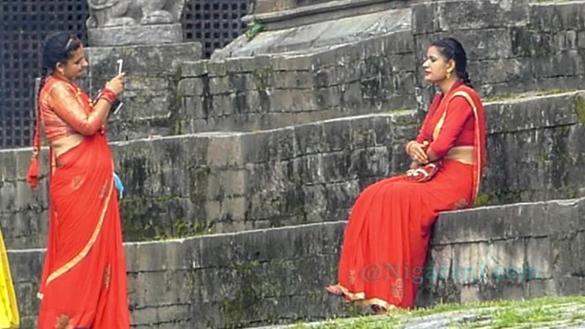 सांस्कृतिक अतिक्रमण : तीजमा देउडा र सगुन हराए, डिजेमा डान्स !